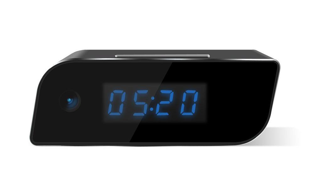 Meauotou 目覚まし時計型カメラ ネットワーク小型ビデオカメラ