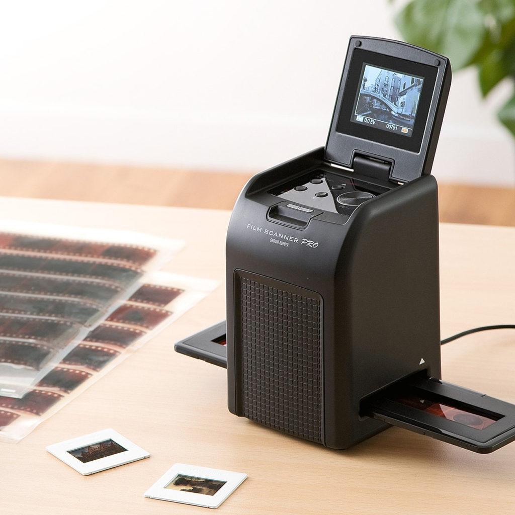昔撮影した35mmフィルムをPCレスでデジタル化!