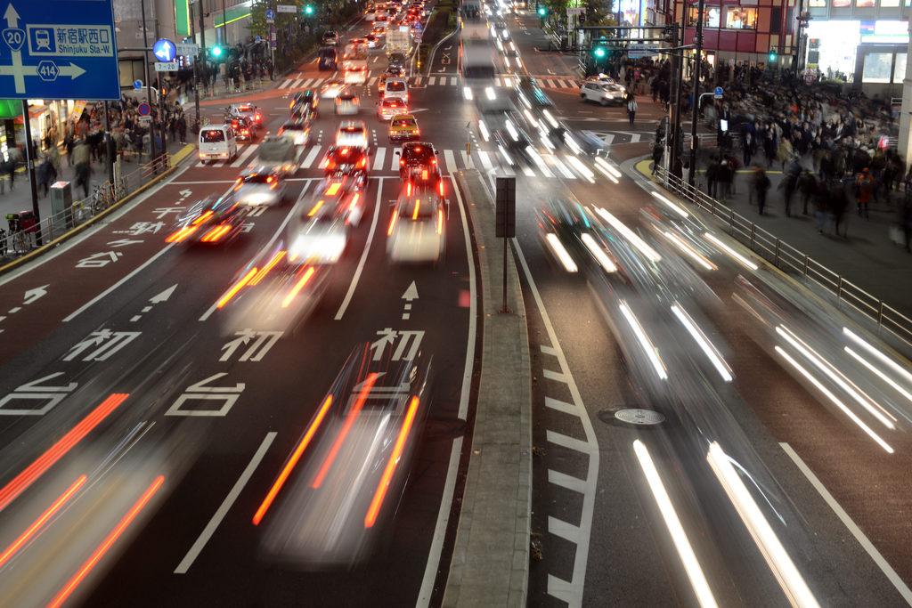 交通事故の証拠も録画できるキーレス型カメラ