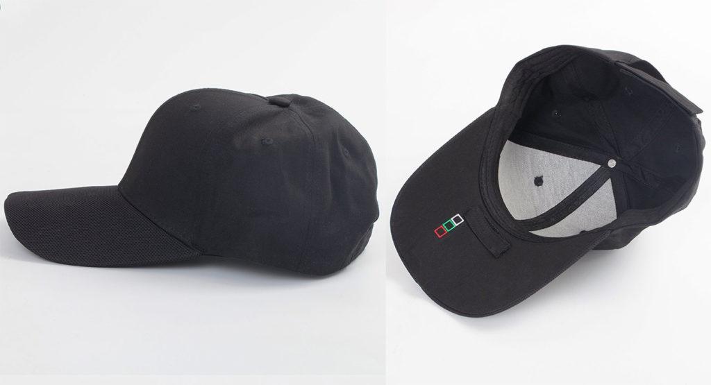 ジョギング中の風景を撮影できる帽子型隠しカメラ