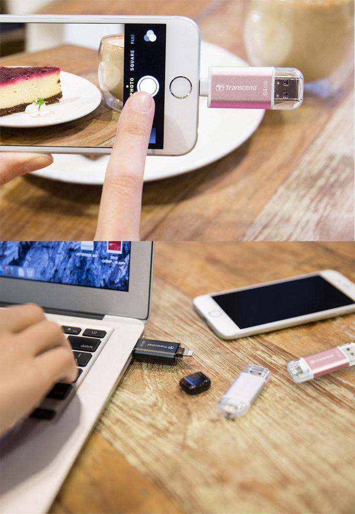 iPhone&iPadのデータをバックアップするデバイス