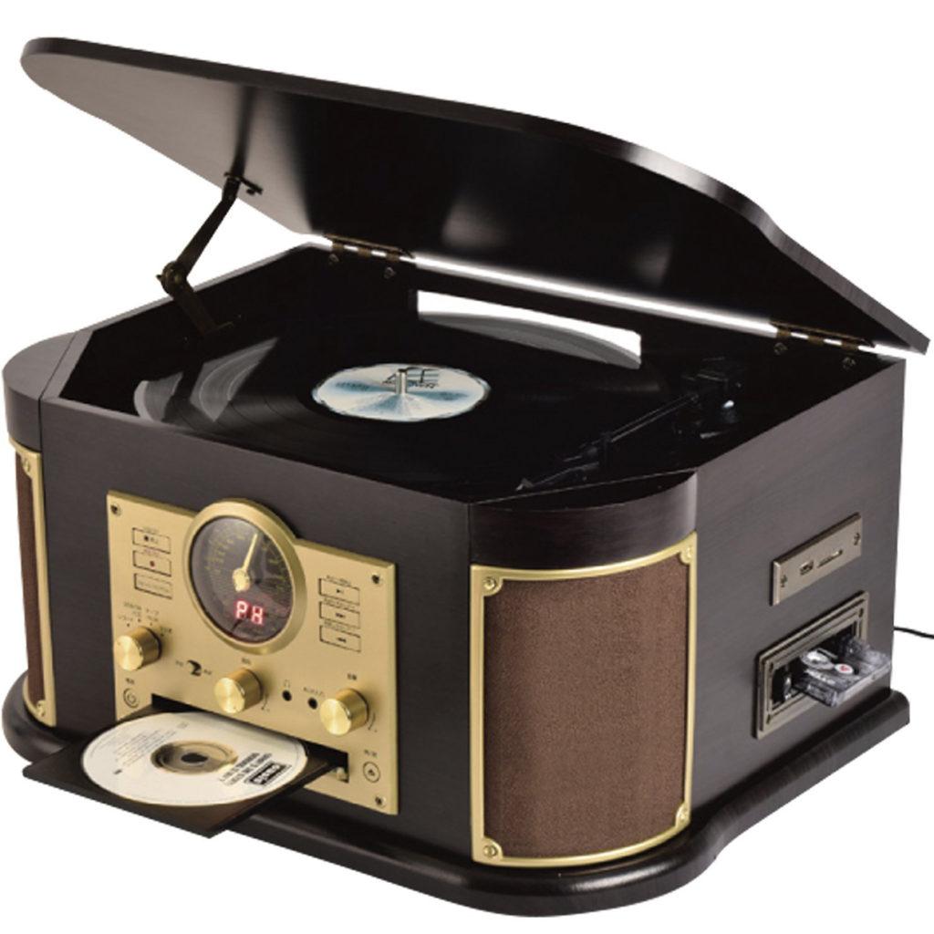 レコードやカセットテープを簡単にデジタル化!