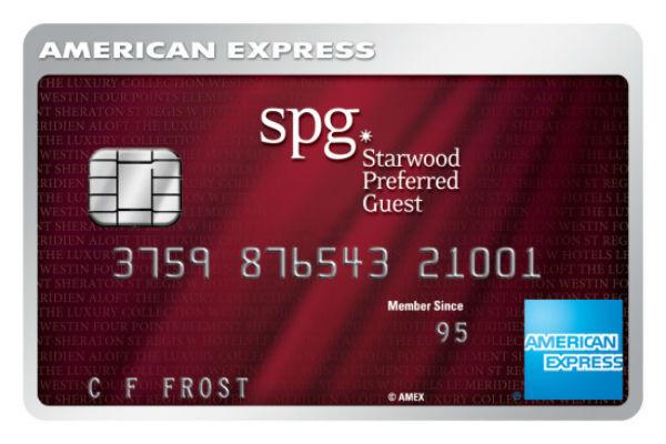 高級ホテルグループSPGのゴールド会員資格を即ゲット!