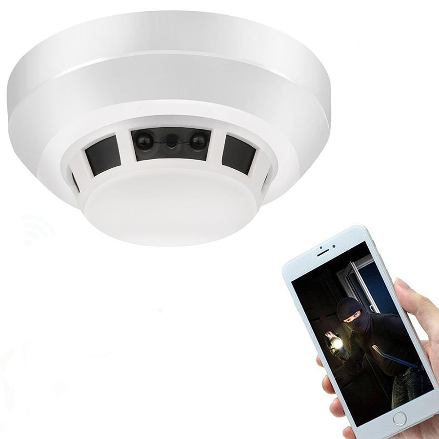 火災報知器型隠しカメラ