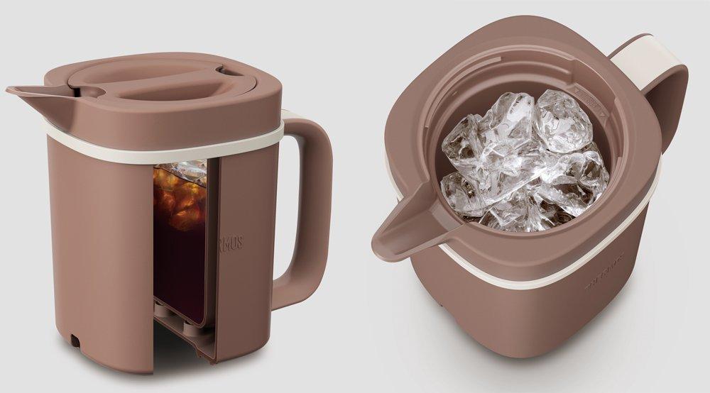 魔法のアイスコーヒーメーカー!味が薄くならない