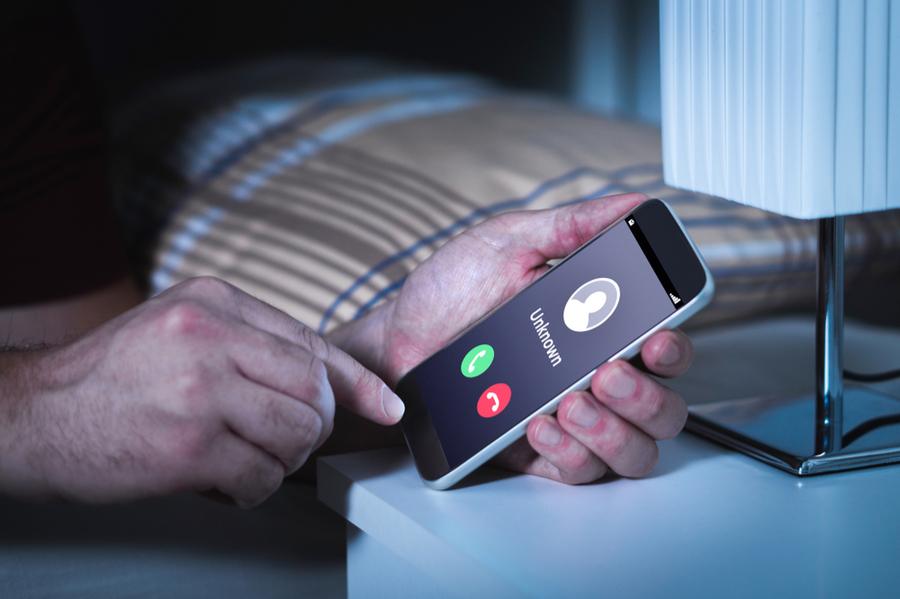 着信拒否を気軽に設定できるAndroid用電話アプリ