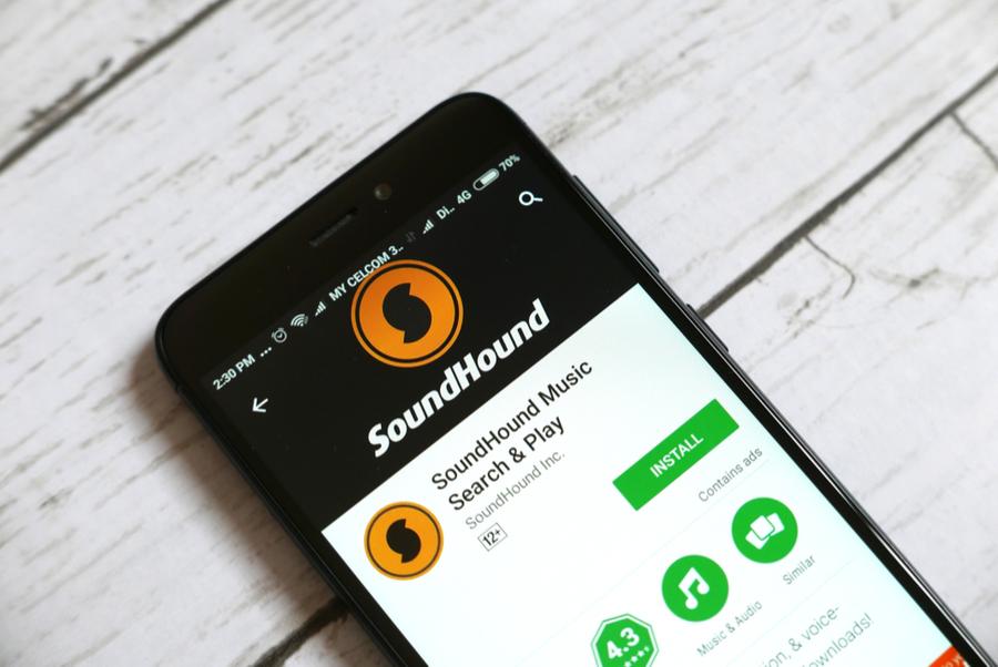 気になる音楽を「鼻歌だけで」サクッと探せる「SoundHound」アプリ