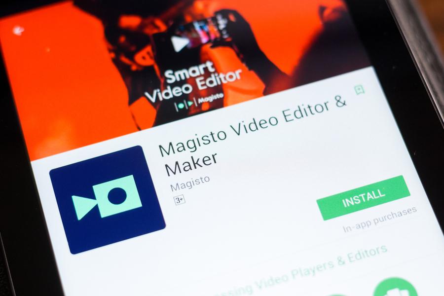 「Magisto」誰でも超簡単にムービーが作れるアプリ