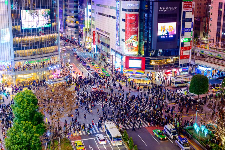 昼間はガラガラ!?ますます進む一極集中 首都圏人口格差 人口最大37万人減 9年連続の減少
