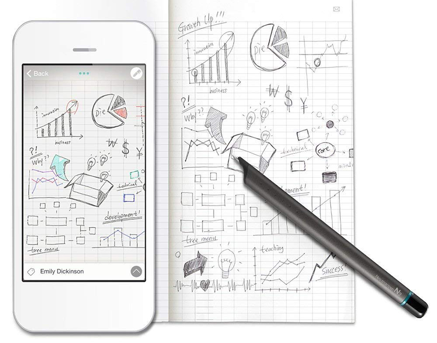 手書きメモを丸ごとデジタル化できるネオスマートペン
