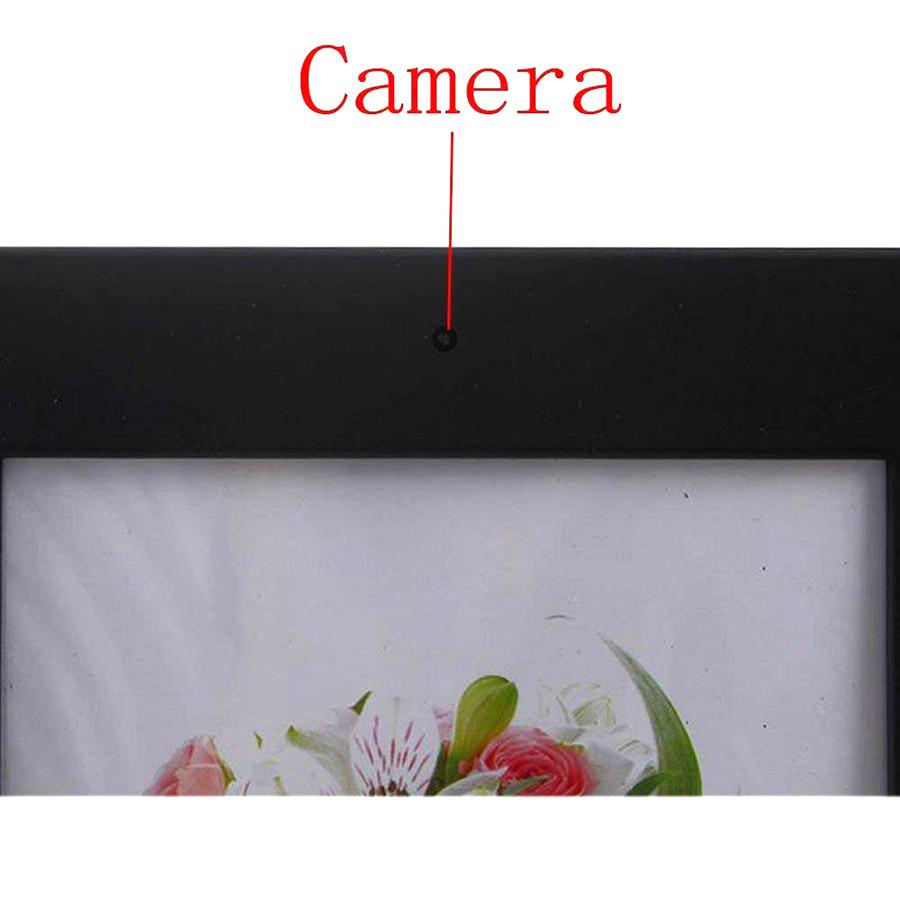 【写真立て型隠しカメラ】部屋に堂々と置ける!