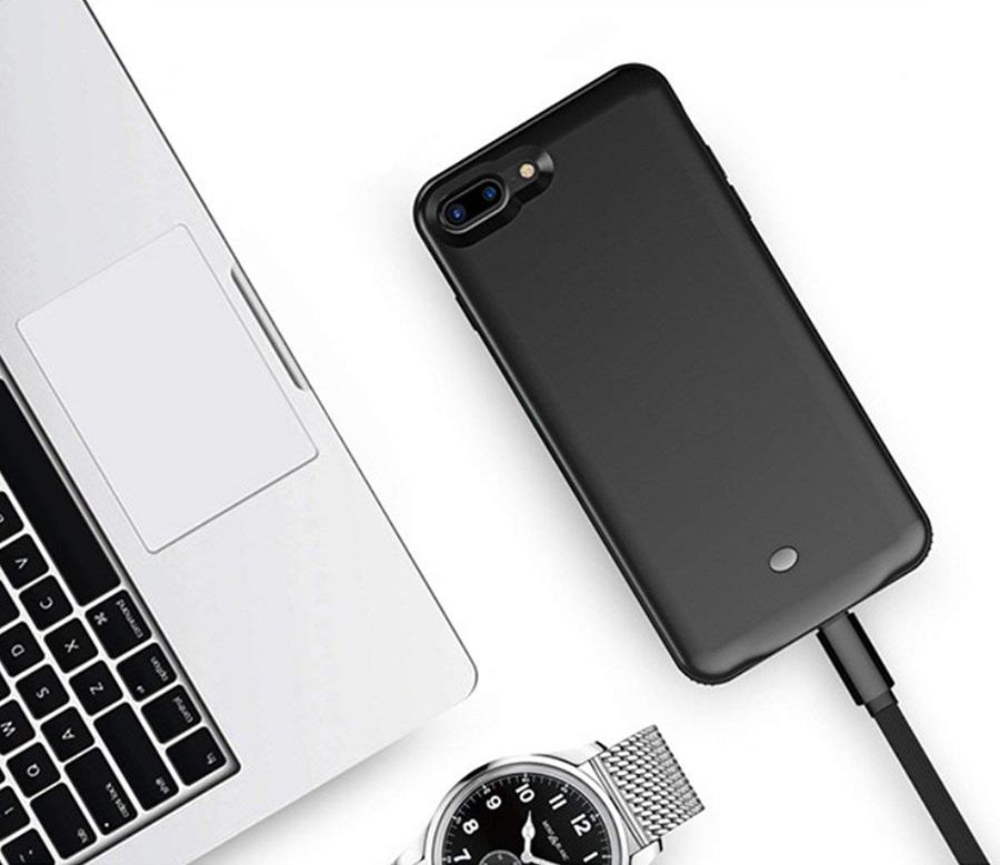 極薄&超軽量の大容量バッテリー内臓iPhoneケース
