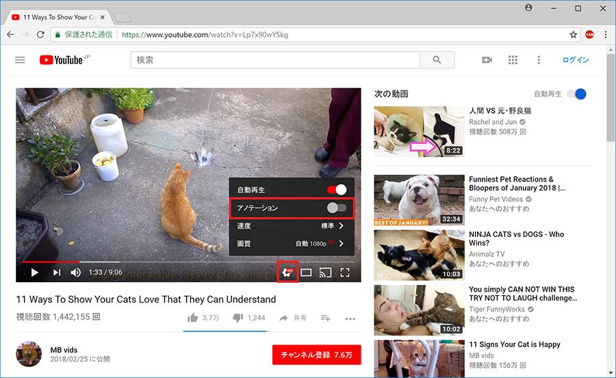 YouTubeの動画を広告なしで快適に視聴したい!