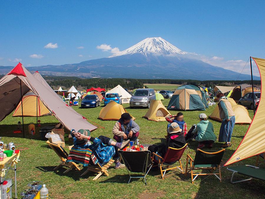 近くのキャンプ場がすぐ見つかるおすすめ検索アプリ!