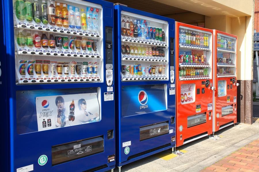 自動販売機の設置場所を探して小遣い稼ぎをしよう!
