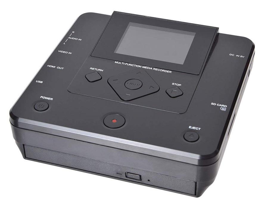 パソコンいらずでVHSをDVDに簡単にコピーできる!