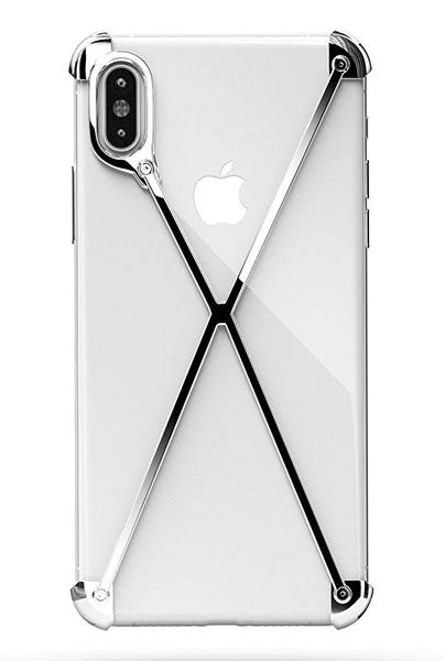 美しすぎるiPhone X専用ケース「RADIUS X」