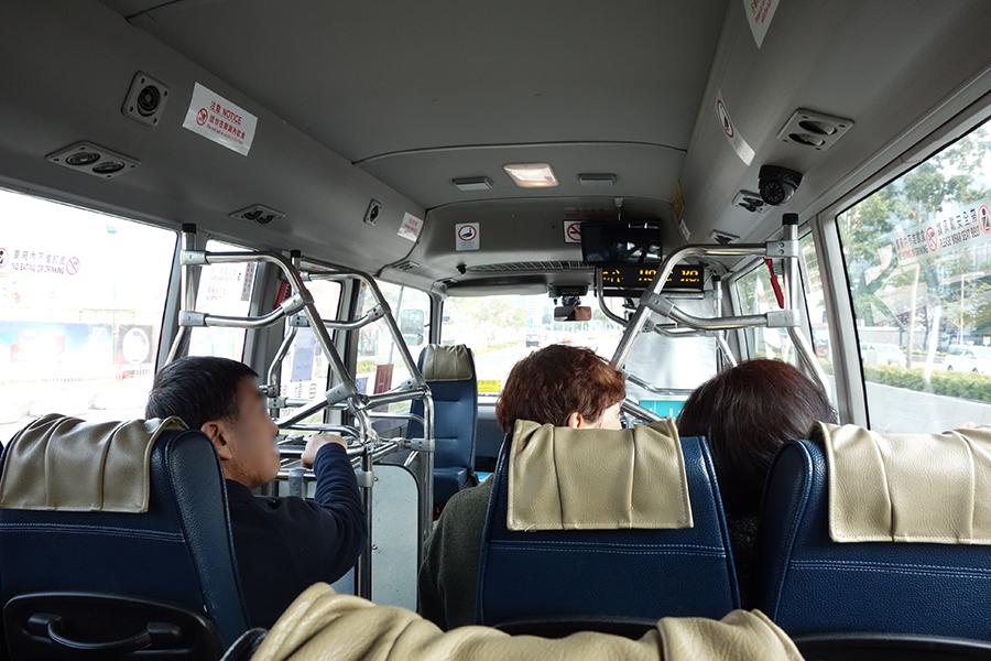 【香港】主要ホテルを無料で巡るシャトルバスを使え!