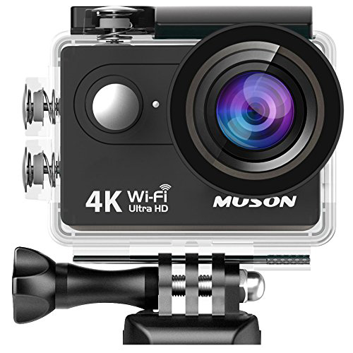 MUSON(ムソン)ウェアラブルカメラ MC2 Pro1