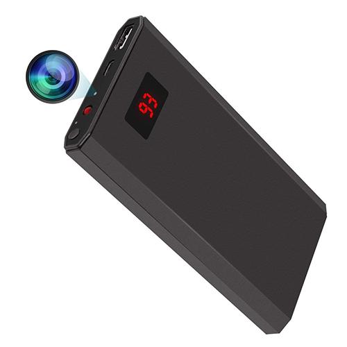 SeiTang モバイルバッテリー型ビデオカメラ スパイカメラ