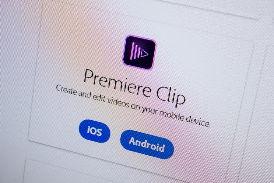 本格的な動画編集ができる「Adobe Premiere Clip」