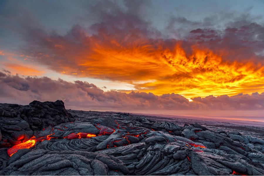 【ハワイ島】キラウエア火山「世界一安全な火山」な訳!
