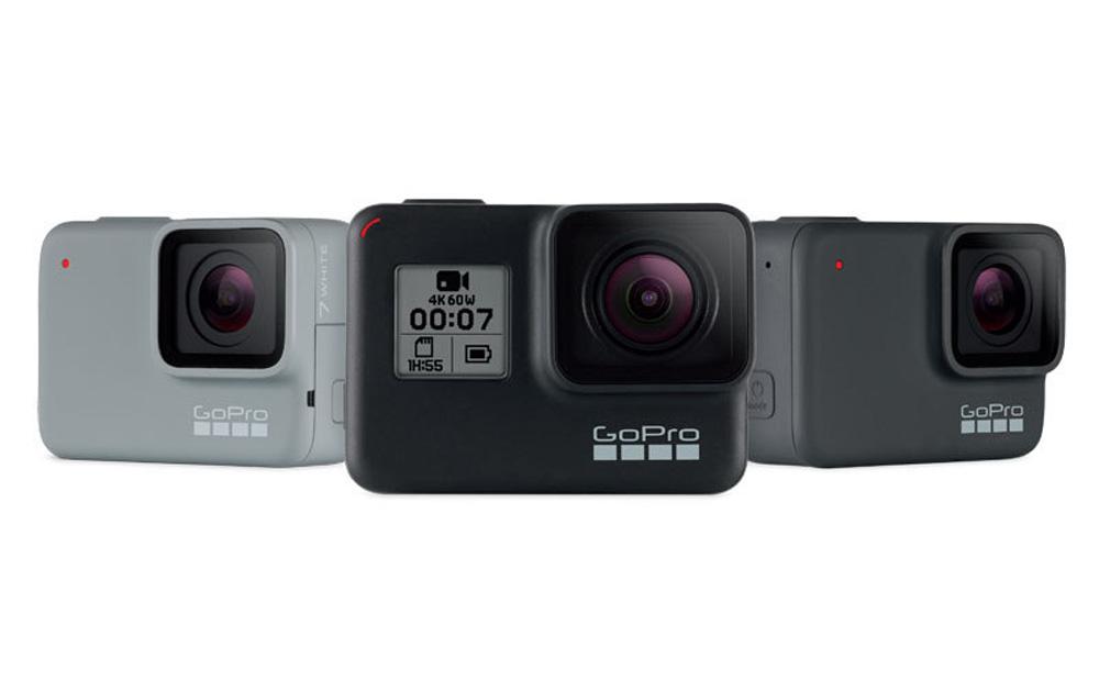 新型「GoPro HERO7 Black」は買いか?