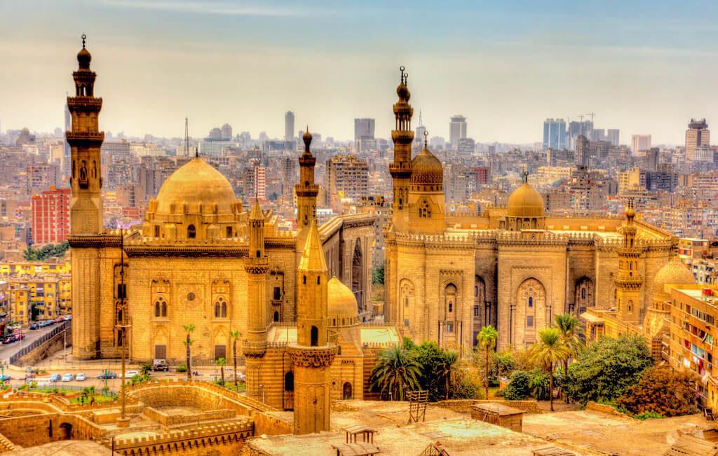 【エジプト】カイロ「あらゆる時代と文化が混在する千の塔の都」