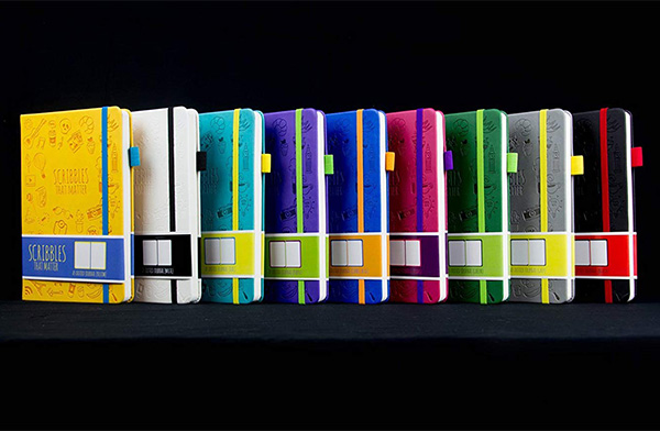 世界で大ブーム中の最強手帳術「バレットジャーナル」にオススメの文房具【ノート編】