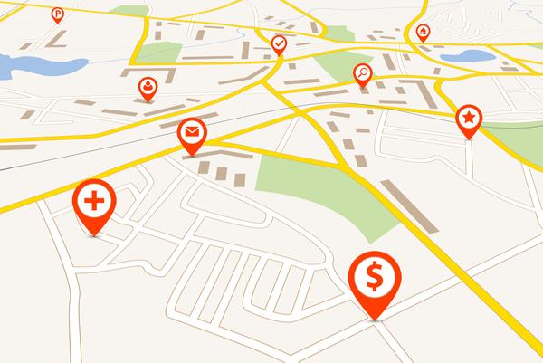 【おすすめ】[MAPS.ME]ネット接続なしでも使えて超便利な地図アプリ!
