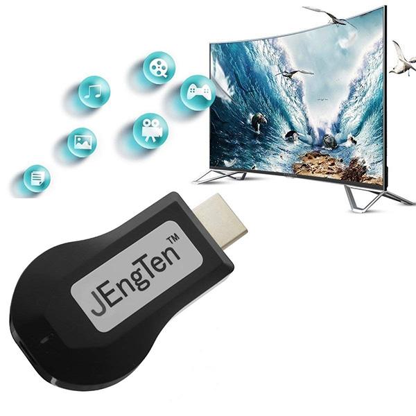 【便利グッズ】スマホの画面を大型テレビにワイヤレスで表示できる