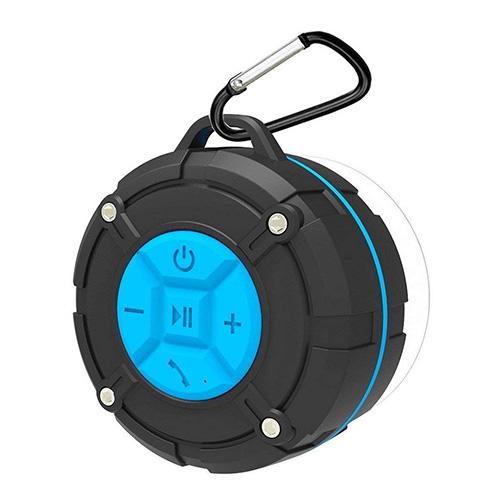 世界唯一の耐熱耐衝撃防カビ Bluetooth 防水 スピーカー ポータブル