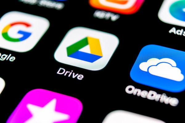 【iPhone】の「ファイル」アプリなら複数のストレージを一元管理できる