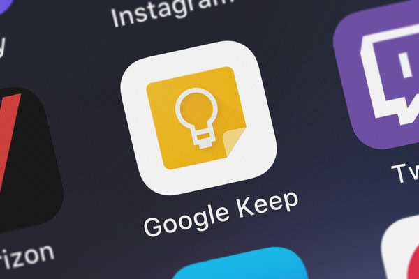 【Google Keep】行きたい場所をメモしておくだけで近づいたら通知してくれる