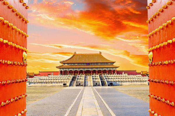 【中国】紫禁城(故宮)「明・清朝の栄華を今に伝える、世界最大の宮殿」