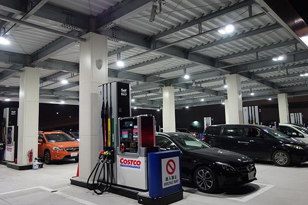 【お得】COSTO(コストコ)会員になるとガソリン代が激安!