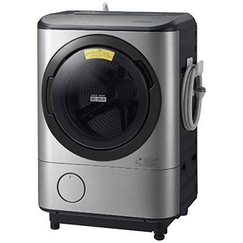 日立 12.0kg ドラム式洗濯乾燥機【左開き】