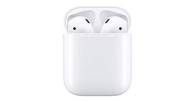 Apple AirPods 完全ワイヤレスイヤホン
