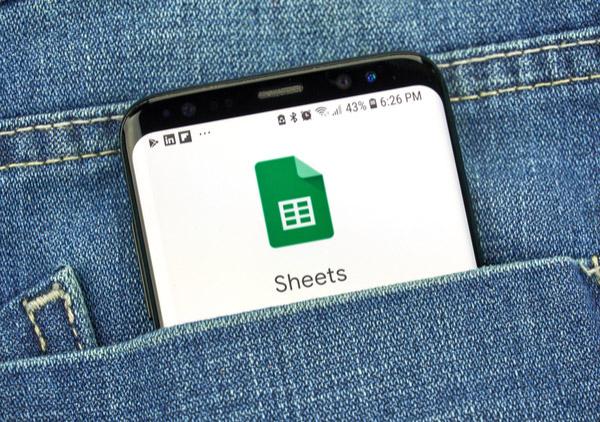 【Google】エクセルに代わるアプリ「スプレッドシート」の使い方