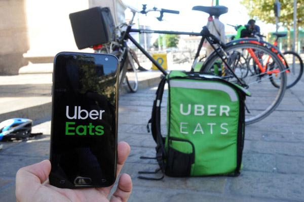 【Uber Eats】配達に必要なものは電話番号とクレカ住所を登録するだけ