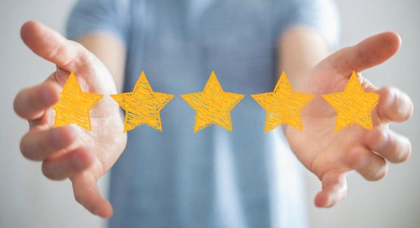 【Amazon】5つ星商品レビュー評価を信じてはいけない理由とは