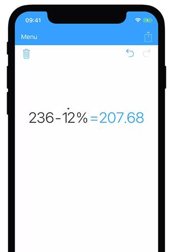 【MyScript Calculator】手書きの式を計算してくれる最強電卓アプリ!