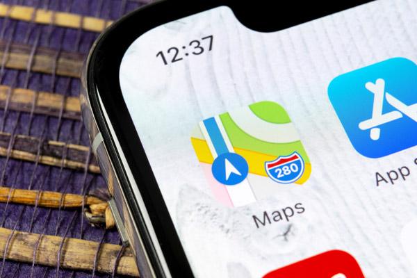 【iPhone】純正マップが意外にApple Watchとの組み合わせが便利だった!
