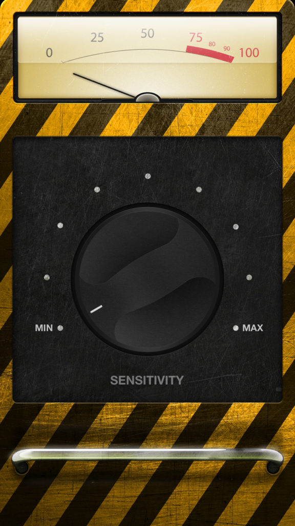 iPhoneの金属探知機アプリ「Metal Detector」はどんな原理で反応するの?