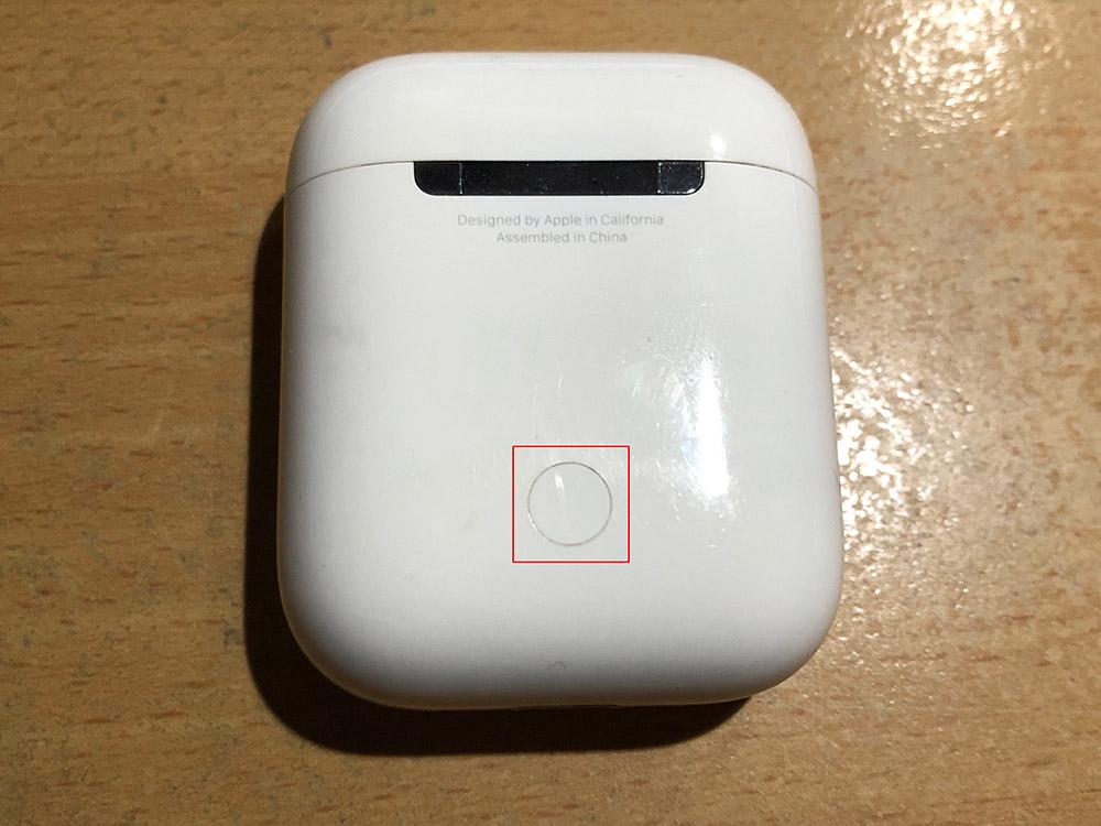 AirPods(エアポッズ)が突然繋がらなくなったときの対処法