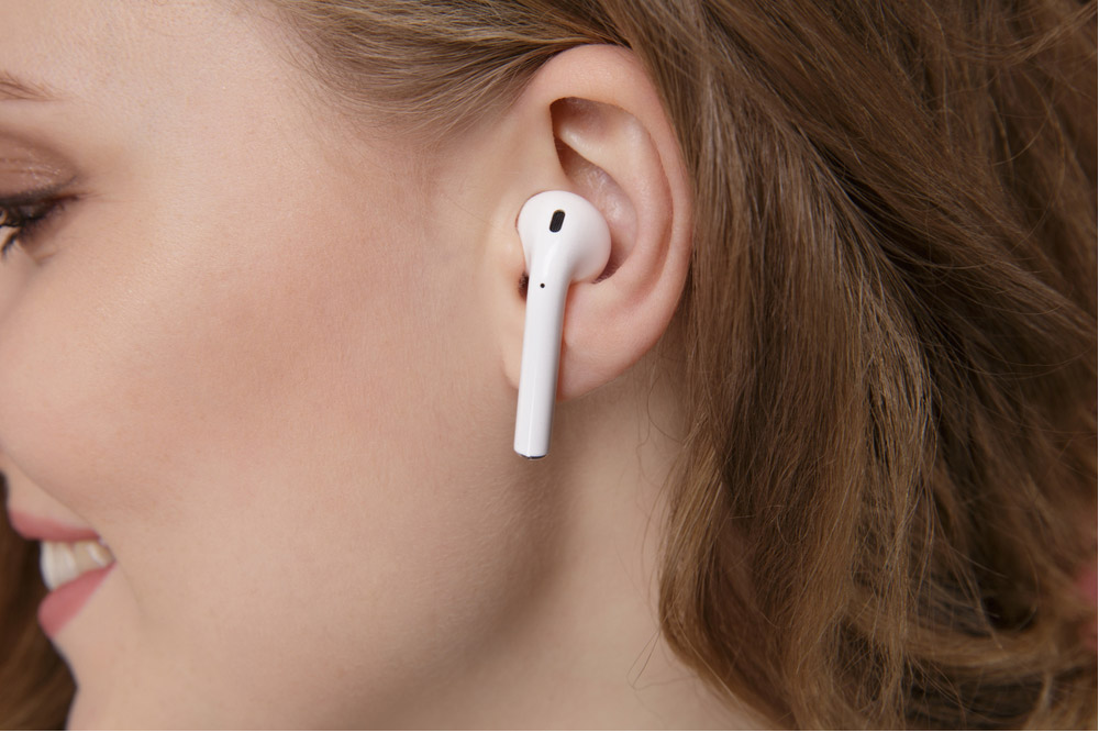 AirPods(エアポッズ)再生中に音が途切れるのはなぜ? 耳にフィットしてないのが原因かも