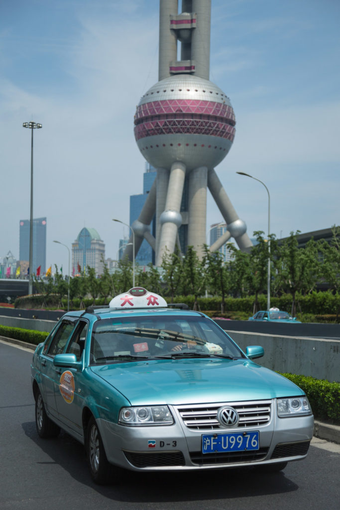 上海の空港にいるタクシー事情! 悪質ドライバーの撃退方法とは