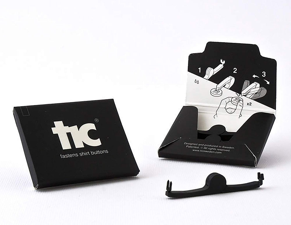 tic ボタン付け道具 col.黒