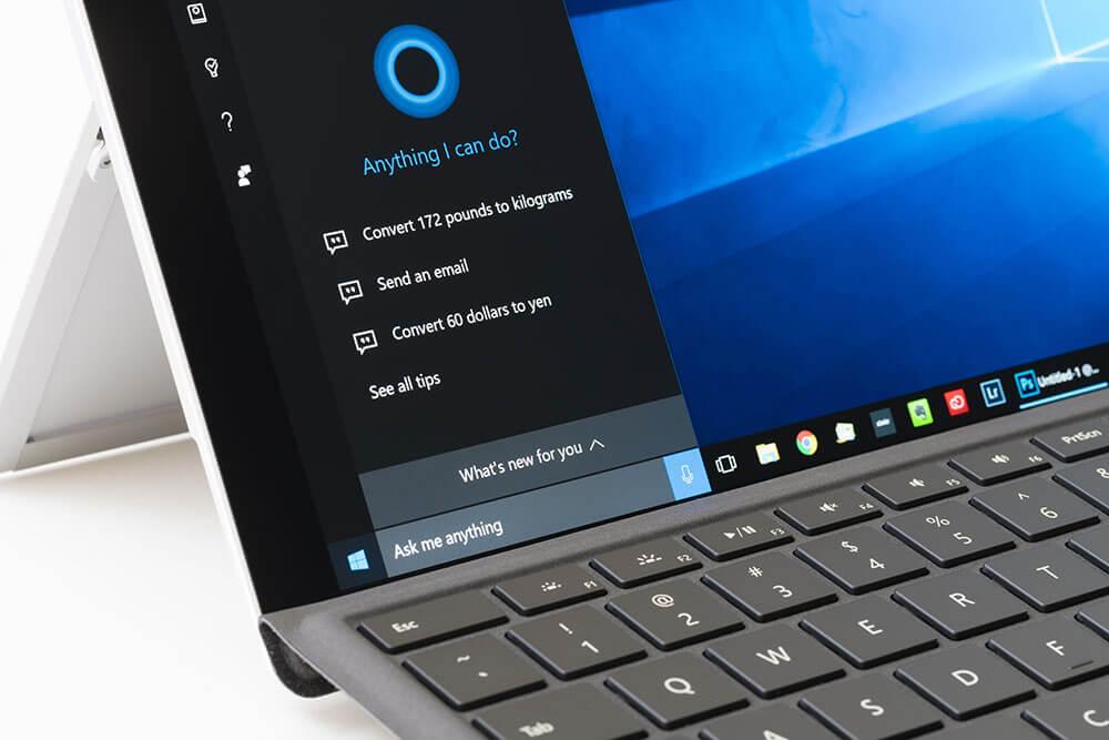 【Windows 10】検索ボックスを小さくしてタスクバーを広くする方法!