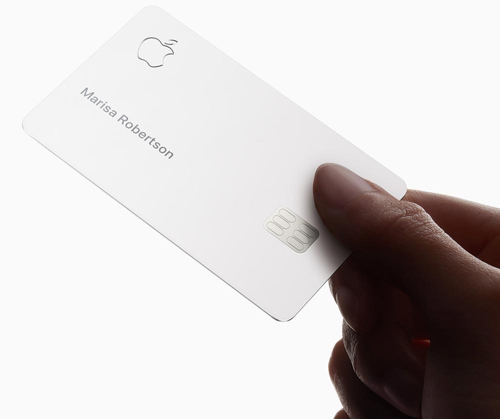 Apple Card(アップルカード)の利用が開始! 投資や仮想通貨の支払いには使えない?
